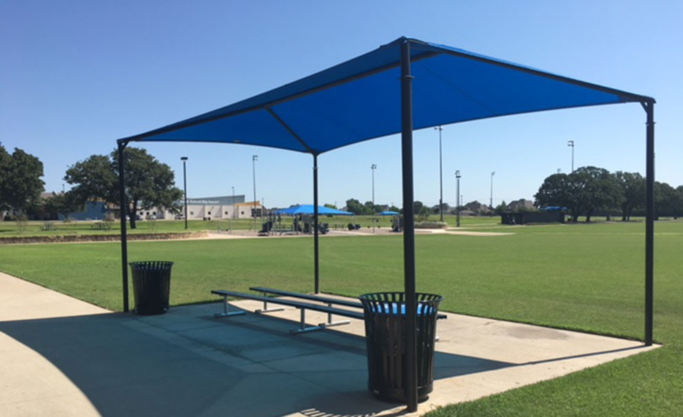 Sun Shades And Awnings For Tennis Courts Master Systems Courts