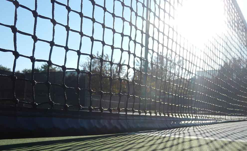 Master Systems Courts Tennis Court Nets Sample