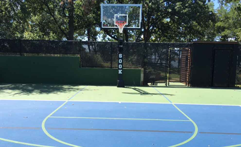 Best Basketball Court Construction And Services In Dallas Fort Worth Dfw