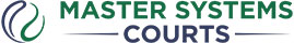Master Systems Courts Horizontal Logo