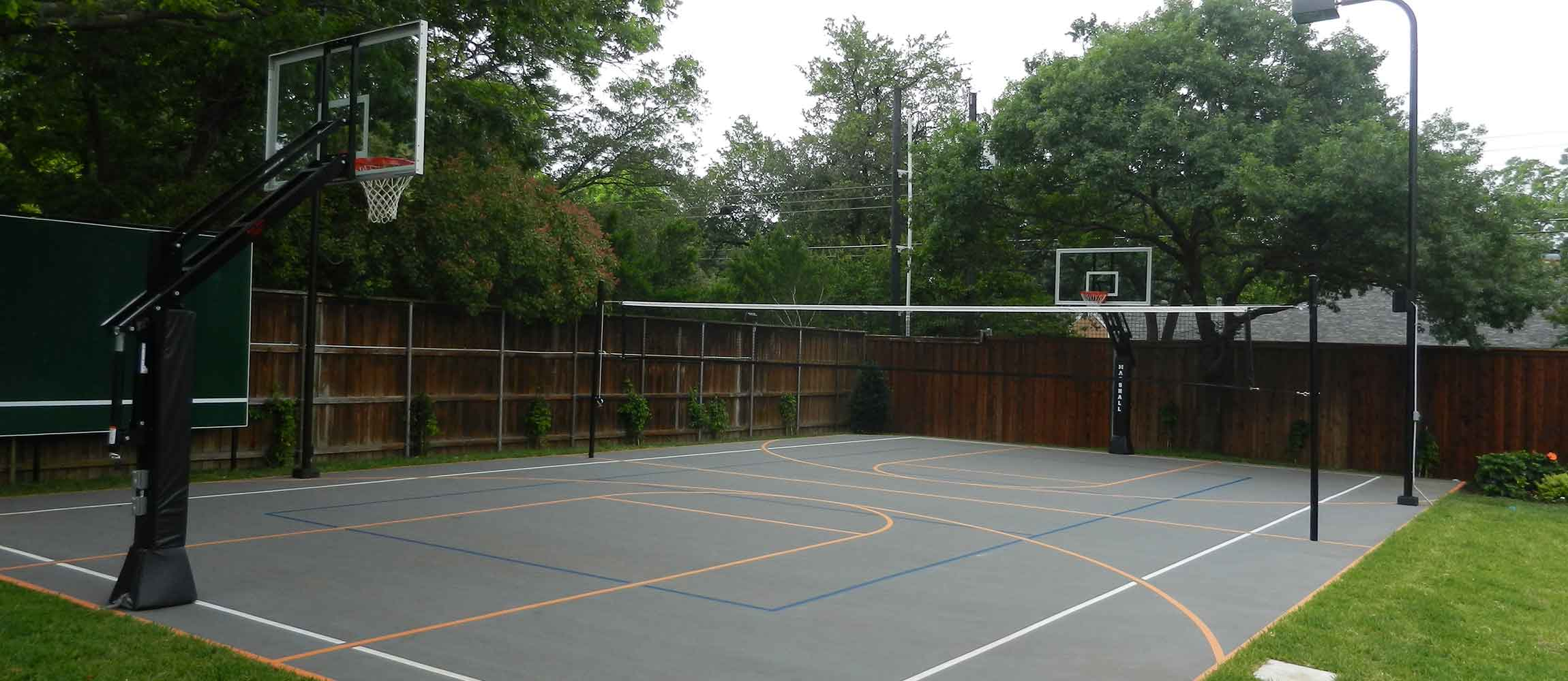 Master Systems Courts Basketball And Multi Purpose Court Slide